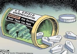 Opioids | Editorial Cartoon by Rob Rogers, Pittsburgh Post-G… | Flickr